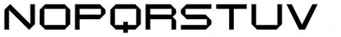 Durandal Flat Light Font UPPERCASE