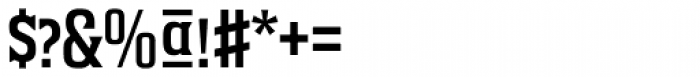 Durham Latin Font OTHER CHARS