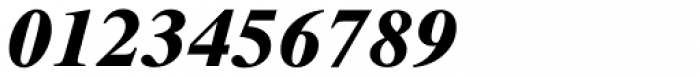Dutch 801 ExtraBold Italic Font OTHER CHARS