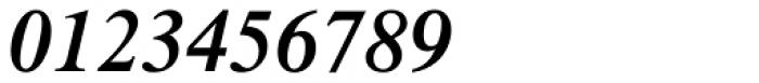 Dutch 801 Std Semi-Bold Italic Font OTHER CHARS