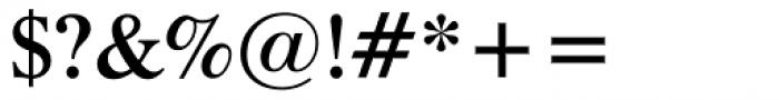 Dutch 801 Std Semi-Bold Font OTHER CHARS