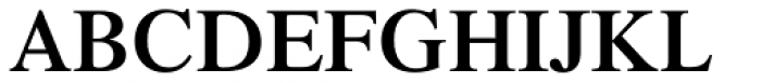 Dutch 801 Std Semi-Bold Font UPPERCASE
