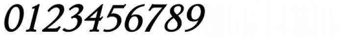 Dutch Mediaeval Book ST Italic Font OTHER CHARS