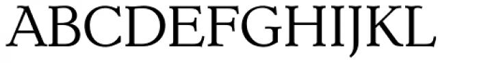 Dutch Mediaeval SCOsF Regular Font UPPERCASE