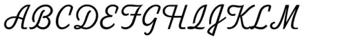 Duvall 2 Font UPPERCASE