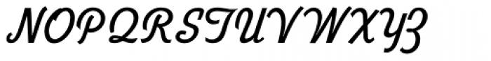Duvall 3 Font UPPERCASE