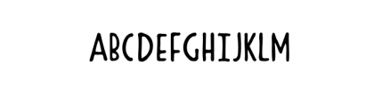 Dutch Courage Draught Font UPPERCASE