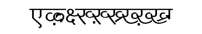 DV_Divyae Normal Font UPPERCASE