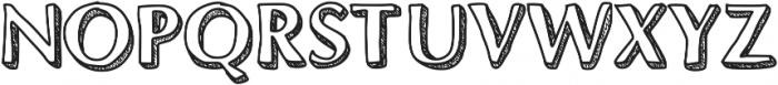 Dynasty ttf (400) Font UPPERCASE