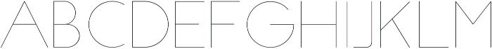 Dyslexia Readable ttf (400) Font UPPERCASE