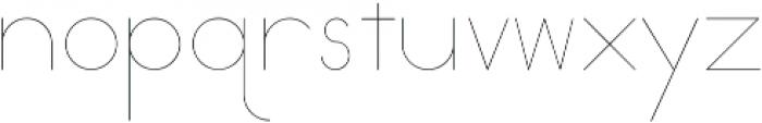 Dyslexia Readable ttf (400) Font LOWERCASE