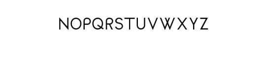 DylanGothic-Regular.ttf Font UPPERCASE