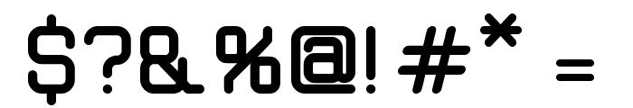 DYLOVA5TUFF V:05 Font OTHER CHARS