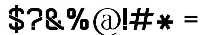 DYLOVASTUFF Font OTHER CHARS