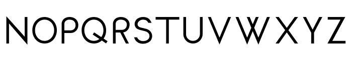 Dylan Gothic Regular Font UPPERCASE