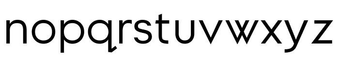 Dylan Gothic Regular Font LOWERCASE