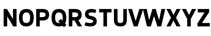 Dyno Bold Font UPPERCASE