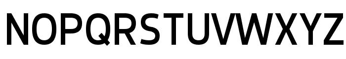 Dyno Regular Font UPPERCASE