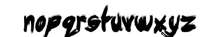 Dysfunctional Family Font UPPERCASE