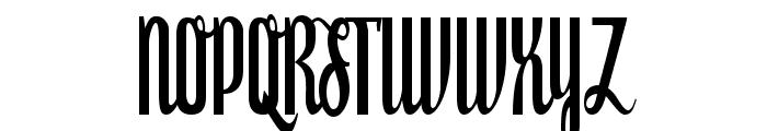 Dyspepsia-Regular Font UPPERCASE