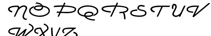 Dyane Font UPPERCASE