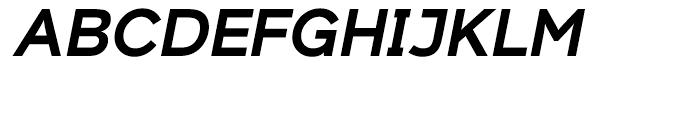 Dylan Bold Italic Font UPPERCASE