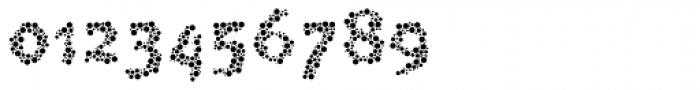 DYSopia EF Regular Font OTHER CHARS
