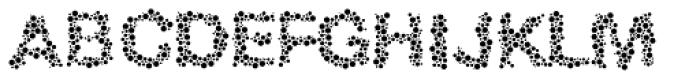 DYSopia EF Regular Font UPPERCASE