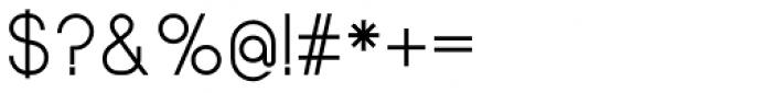 DyeLine Font OTHER CHARS