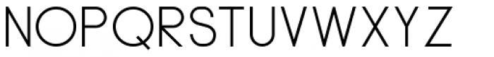 DyeLine Font UPPERCASE