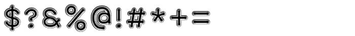 Dymond Dymonion Font OTHER CHARS