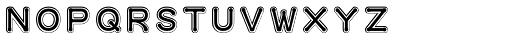 Dymond Dymonion Font LOWERCASE