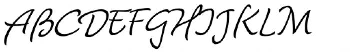 Dyna Font UPPERCASE