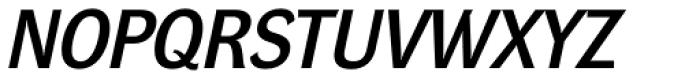 DynaGrotesk D Italic Font UPPERCASE