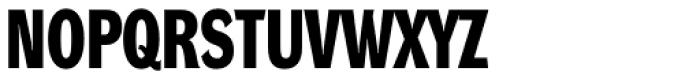 DynaGrotesk DC Bold Font UPPERCASE
