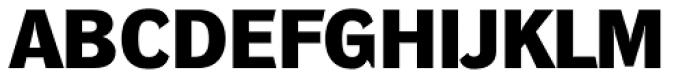 DynaGrotesk DE Bold Font UPPERCASE