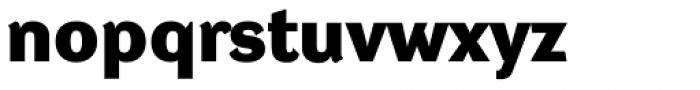 DynaGrotesk DE Bold Font LOWERCASE
