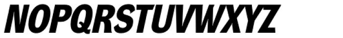DynaGrotesk DM Bold Italic Font UPPERCASE