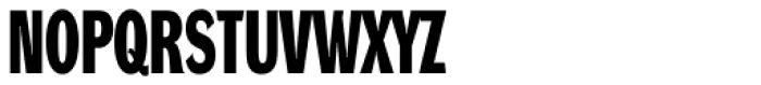 DynaGrotesk DXC Bold Font UPPERCASE