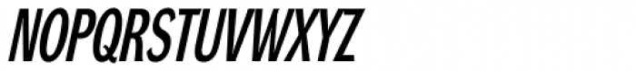 DynaGrotesk DXC Italic Font UPPERCASE