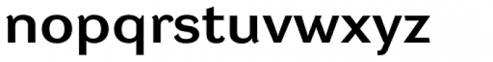 DynaGrotesk DXE Font LOWERCASE