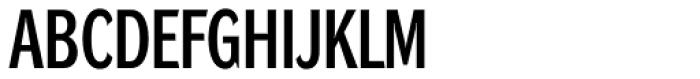 DynaGrotesk LC Bold Font UPPERCASE