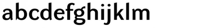 DynaGrotesk LE Bold Font LOWERCASE
