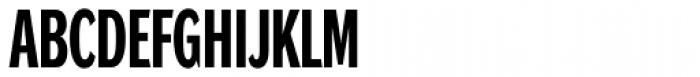 DynaGrotesk Pro 12 Bold Font UPPERCASE