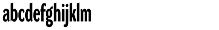 DynaGrotesk Pro 12 Bold Font LOWERCASE