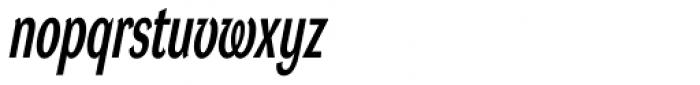 DynaGrotesk Pro 13 Italic Font LOWERCASE