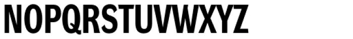 DynaGrotesk Pro 22 Bold Font UPPERCASE
