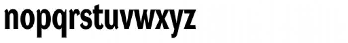 DynaGrotesk Pro 22 Bold Font LOWERCASE