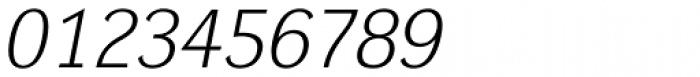 DynaGrotesk Pro 41 Italic Font OTHER CHARS