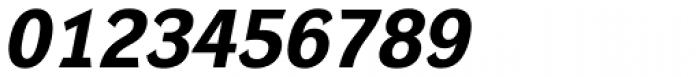 DynaGrotesk Pro 42 Bold Italic Font OTHER CHARS